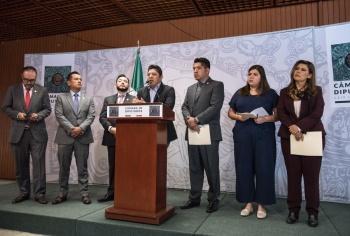 Piden diputados sin partido reforzar campañas de vacunación