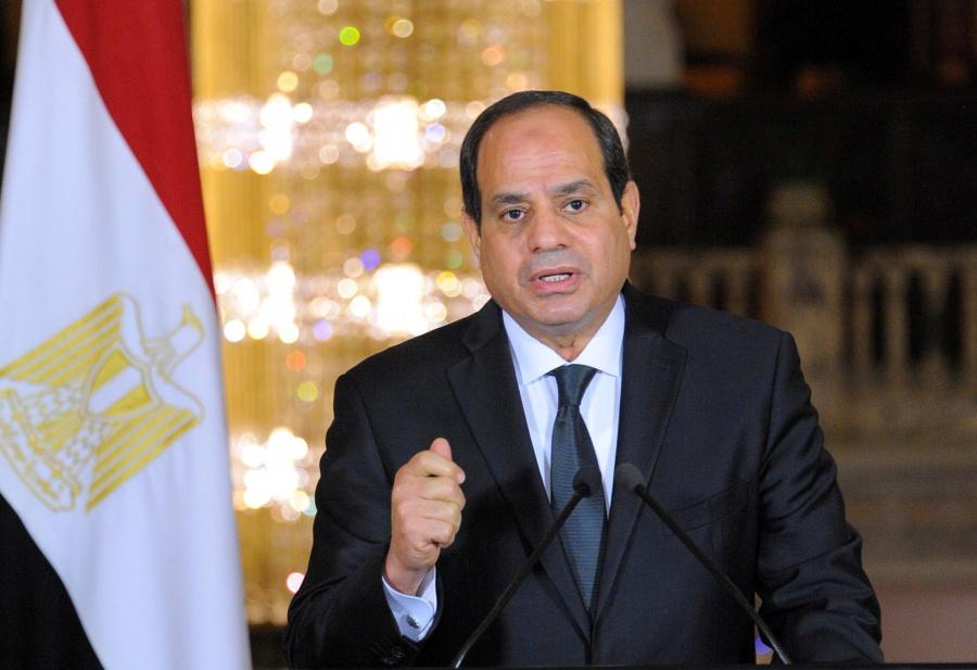 Vota Egipto en referéndum permanencia del Presidente Al Sisi hasta 2030