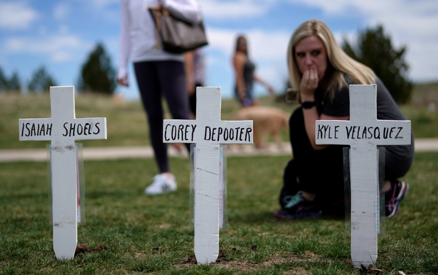 20 años de Columbine, la masacre que marcó un hito en EU