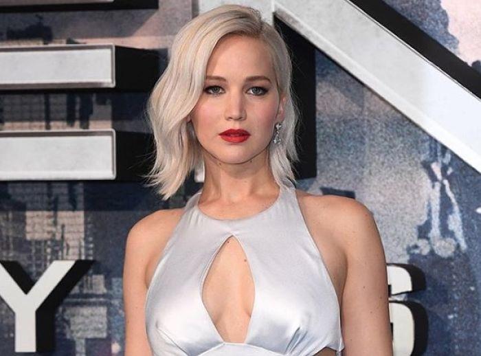 Tras año sabático, Jennifer Lawrence vuelve como productora