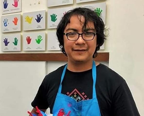 Asesinan al muralista Héctor Domínguez y a su familia en SLP