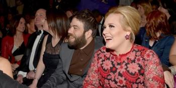Adele anuncia divorcio luego de siete años de relación