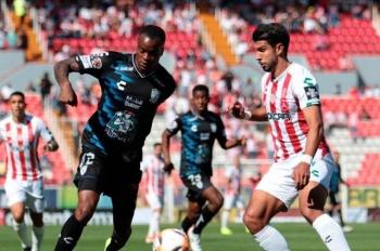Necaxa y Pachuca firman empate y mantienen pendiente su pase a liguilla