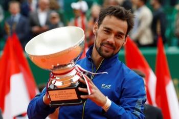 Fognini vence a Lajovic y se corona campeón de Monte Carlo