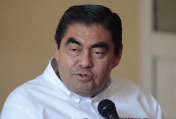 Fortaleceremos la solidez de las instituciones en Puebla: Barbosa