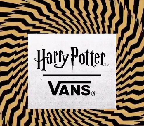 Vans anuncia nueva colección inspirada en Harry Potter