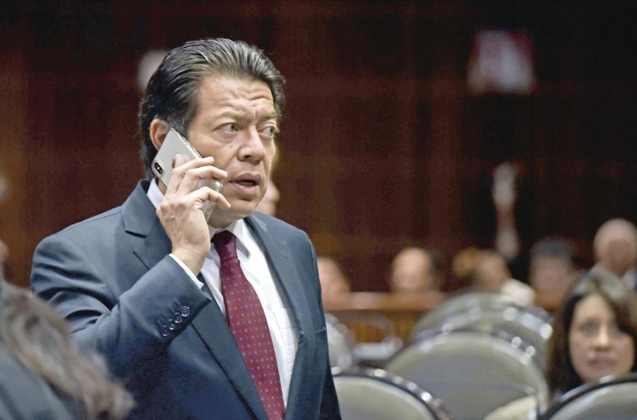 Aprobará la Cámara Baja retiro de fuero: Delgado