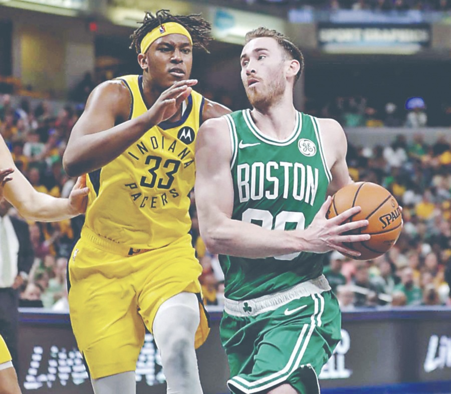 Boston avanza a Semis de conferencia en la NBA