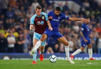 Chelsea empata contra el Burnley y complica su pase a la Champions