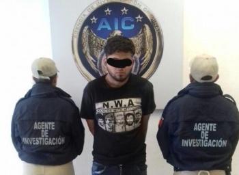 """Capturan a """"El Titi"""", presunto líder del cártel de Santa Rosa de Lima"""