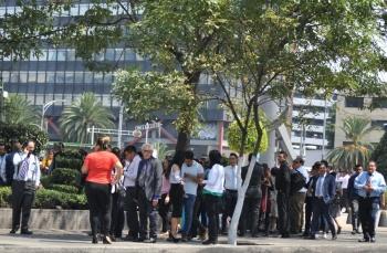 Sin daños en entidades sacudidas por sismo, señalan autoridades