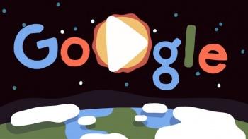 Google celebra el Día de la Tierra con divertido doodle animado