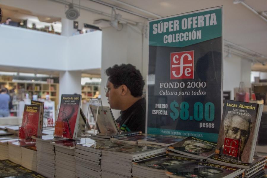 El sector librero en México supera los 10 mil mdp