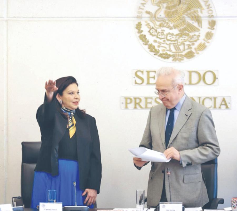 Candidata a Embajadora busca reunión Amlo-Evo Morales