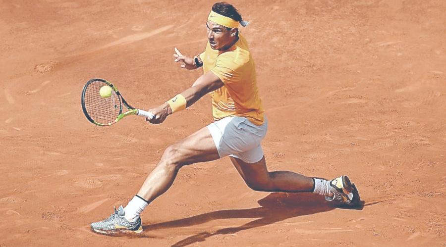 Nadal conoce a su primer rival para justa Godó 2019