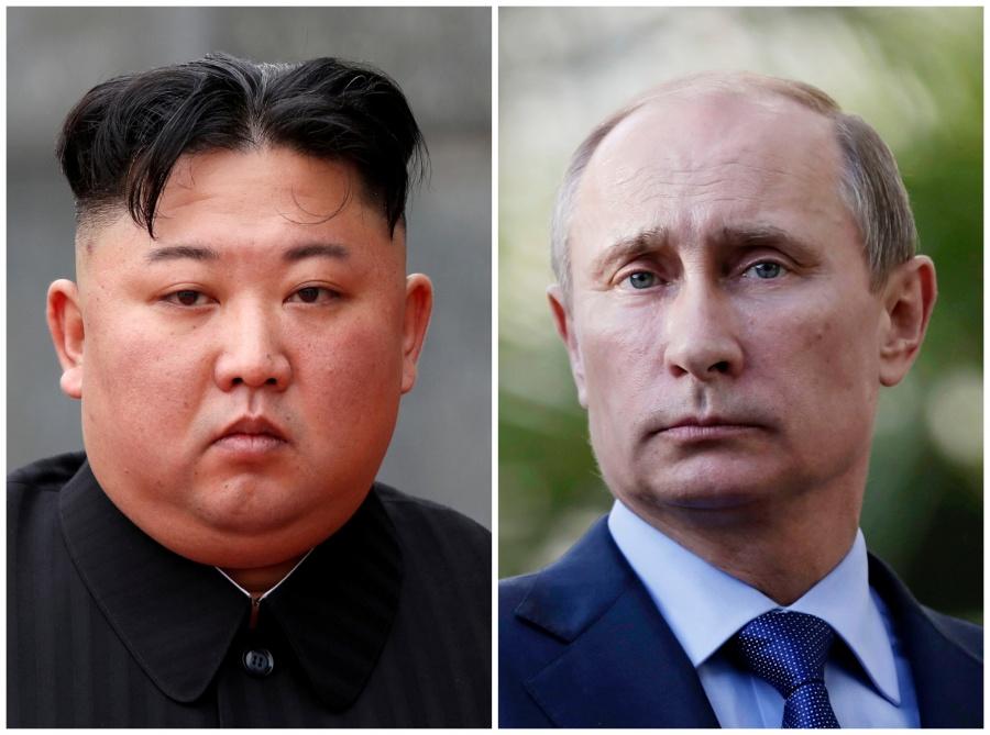 Kim Jong Un y Putin se reunirán este jueves en Rusia