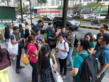 Nuevo sismo de 6.4 grados sacude centro de Filipinas
