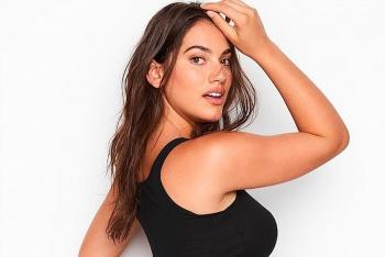 """Lorena Durán la nueva """"curvy"""" de Victoria's Secret"""