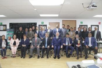 GobCDMX firma acuerdo con autoridades italianas en materia de reinserción social