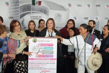 Alista el Senado aprobación de iniciativa para trabajadoras domésticas