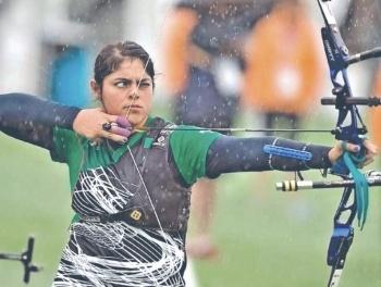 Arqueros Aztecas compiten en Copa Del Mundo