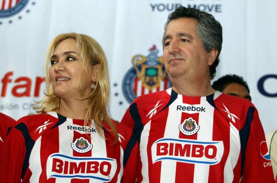 Angélica Fuentes revela posible estado de salud de Jorge Vergara