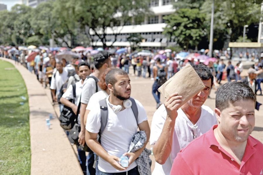 Crece 3.6% desempleo en marzo, reportó Inegi