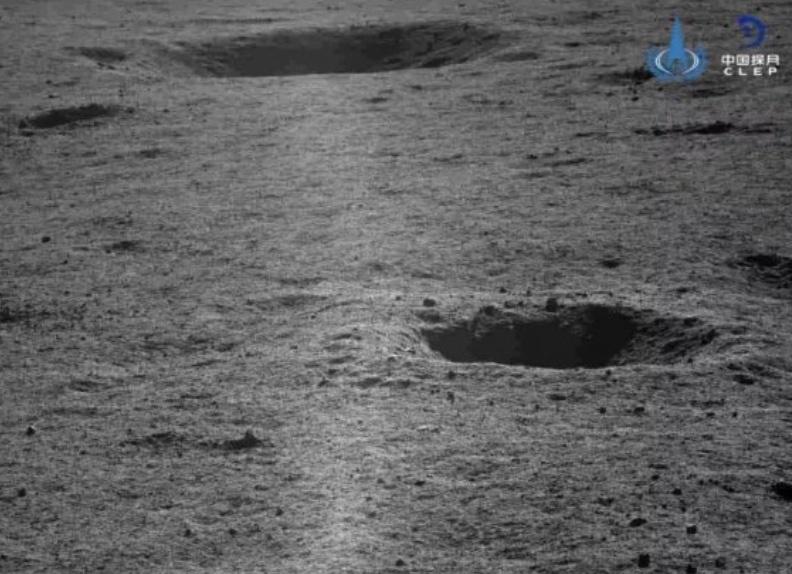 Revelan fotos del lado obscuro de la Luna