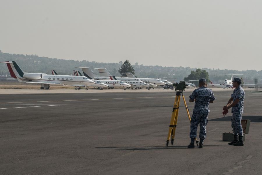 El lunes iniciará la construcción del nuevo aeropuerto en Santa Lucía