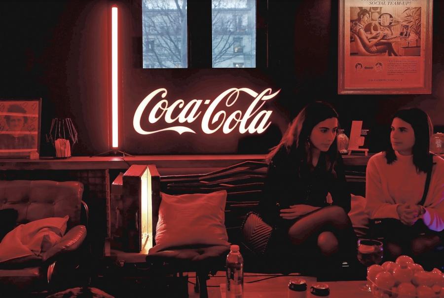 Ganancias de Coca-Cola rebasan las expectativas