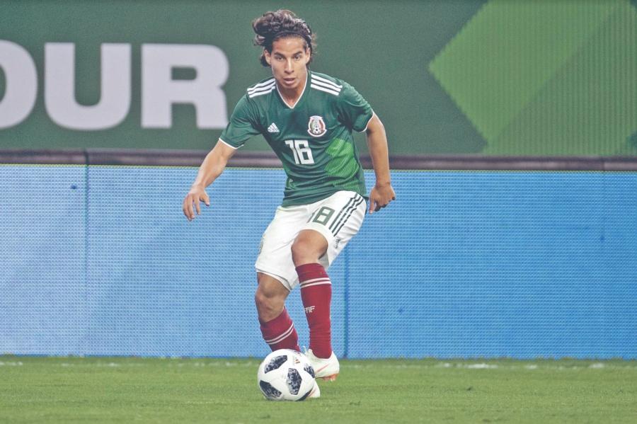 Lainez y Macías lucen en lista para Mundial sub-20