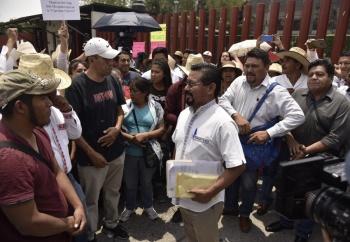 Diputados quitan fuero al morenista Cipriano Charrez