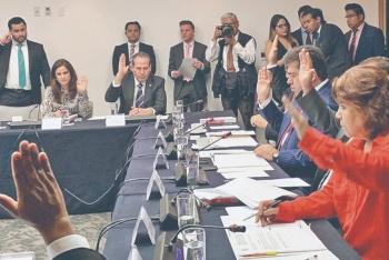 Senado se solidariza con corresponsales de Notimex