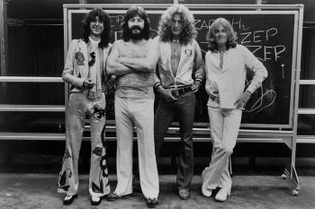 Lanza Led Zeppelin serie de YouTube en celebración de su 50 aniversario