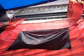 Por huelga alumnos de la UAM piden cambio a la UNAM
