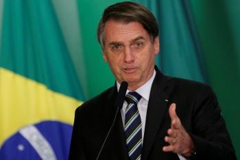 Anuncian visita de Bolsonaro a Argentina