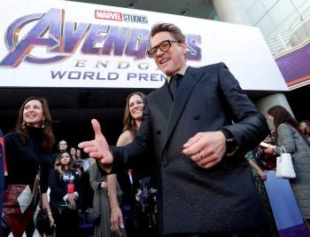 """Así fue la espectacular alfombra roja en la premier de """"Avengers: Endgame"""""""