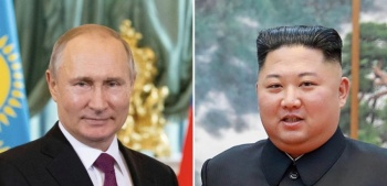 Putin y Kim se reúnen mañana en Rusia