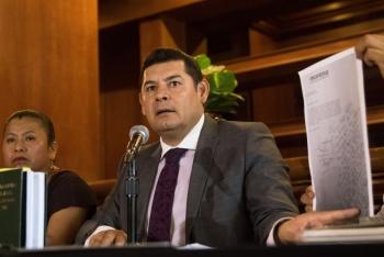 Archiva TEPJF, impugnaciones de Armenta Mier contra Barbosa