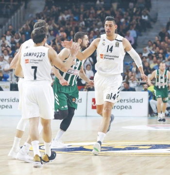 Real Madrid de Ayón, se instala en la Final Four