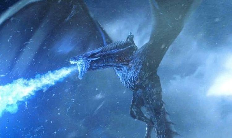 Viserion, el dragón de hielo de Game of Thrones, llega a la CDMX