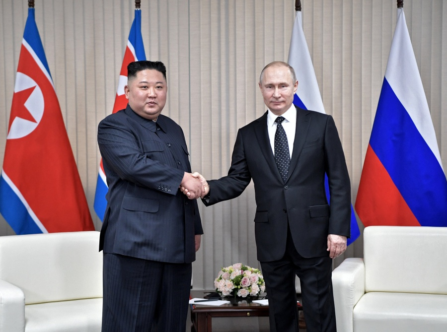 EU no garantizaría desnuclearizar Norcorea: Putin