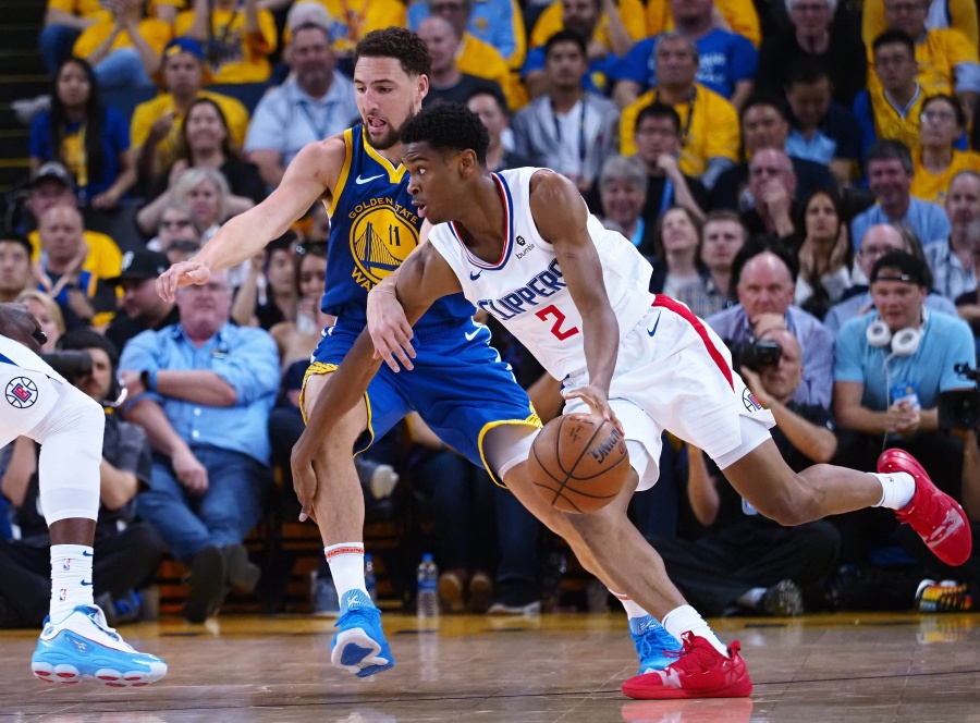 Clippers vencen a Warriors y fuerzan sexto partido