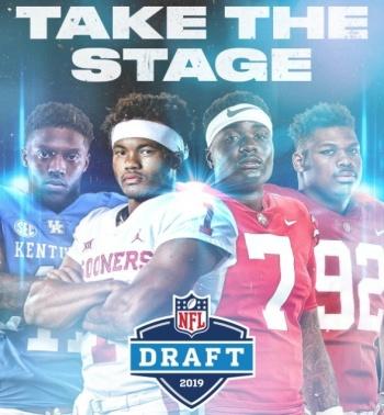 Inicia Draft de la NFL con numerosos cambios