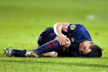 """""""Chucky Lozano"""" se lesiona durante juego en la Eredivisie"""