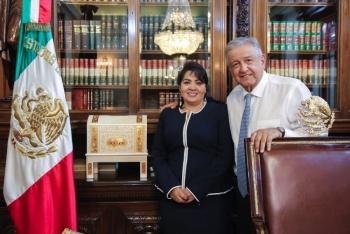 López Obrador reafirma compromiso para liberar a presos políticos