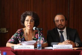 Sesiona Consejo de Protección Civil de Tlalpan