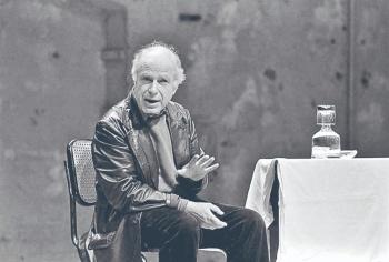 Gana Princesa de Asturias pionero del teatro experimental