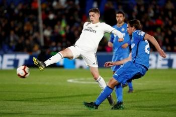 Un deslucido Real Madrid empata contra el Getafe