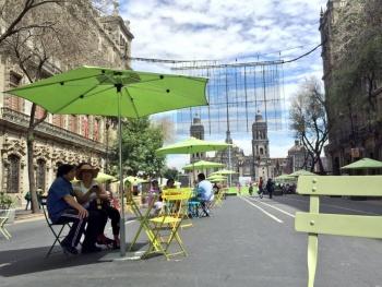 Cerrarán circulación vehicular en el Zócalo todos los fines de semana